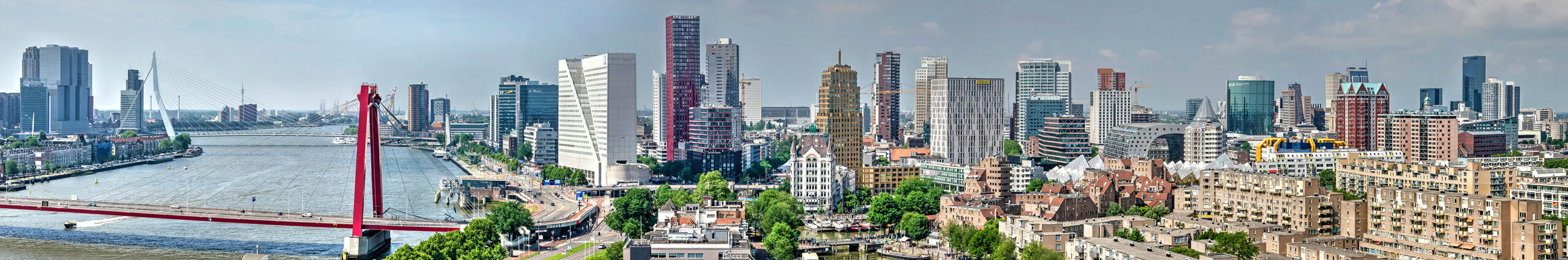 EXLUSIVE RESIDENCES FOR RENT IN ROTTERDAM AND SURROUNDINGS